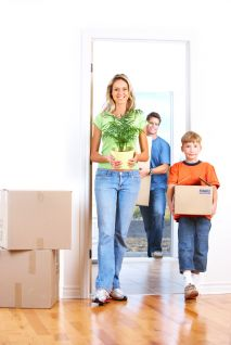 How to Deal with Removals as a First Time Mover